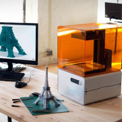 Formlabs Form 1 Printer Revolution in 3D Printing Worlds