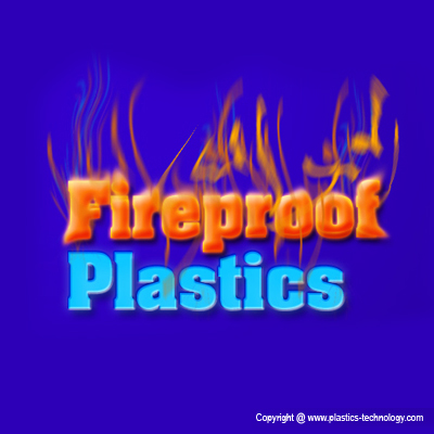 Fire Proof Plastics