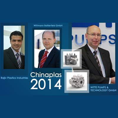 CHINAPLAS 2014 - plastics technology Events and conferences