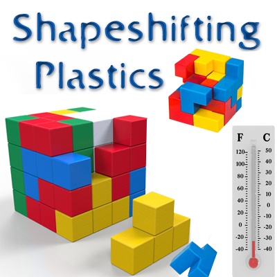Shapeshifting Plastics a revolution in the smart age