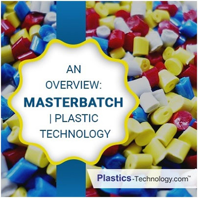 An Overview: Masterbatch | Plastics Technology