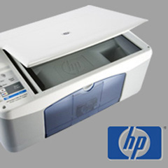 Plastic part produce for HP