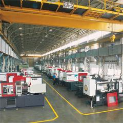 Ferromatik Milacron India Pvt. Ltd factory