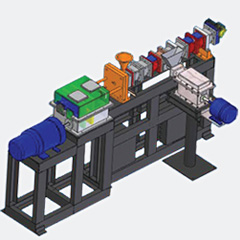 Twin Screw With Side Feeder