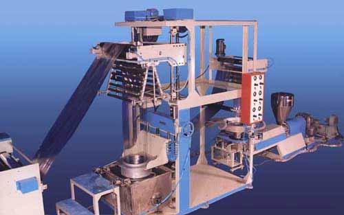 PVC Heat Shrinkable Film Plant