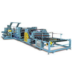 TPR Sheet Machine