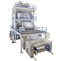 Multi Layer Film Plant