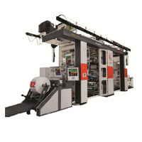 Flexographic Printing Press – Soloprint