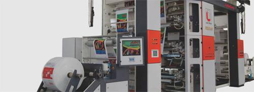 Flexographic Printing Machine