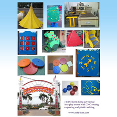HDPE Panel Design Signboard