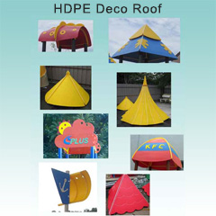 HDPE OEM Roof