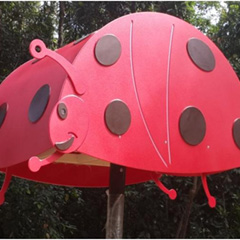 HDPE Insect Deco