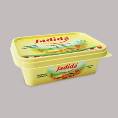 Margarine Packaging Containers