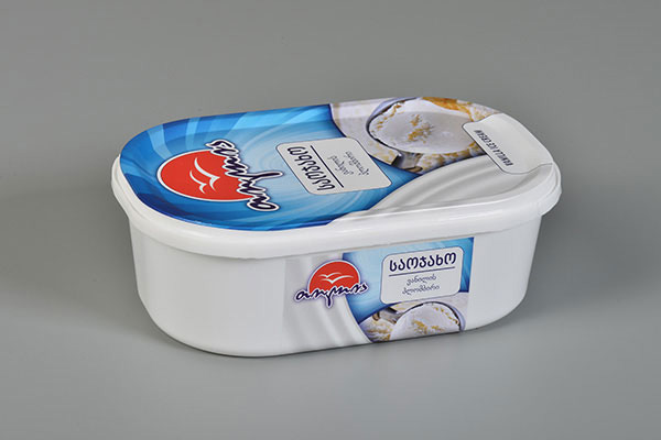 Ice Cream Packaging Containers