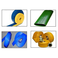 Lay Flat Hoses & OEM Extruded Parts Manufacturers