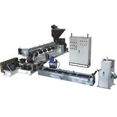 Vented Recycling Machinery Plant