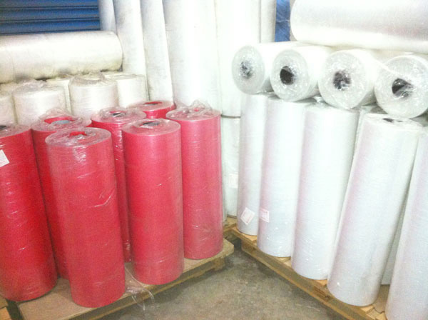 Coloured Stretch Wrap Cling Films