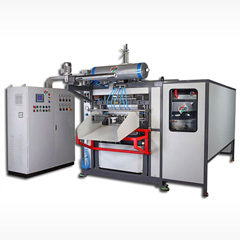 Servo-Crank Thermoforming Machine