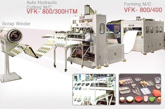 Quality Plastic Thermoforming Machine
