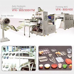 Quality Plastic Thermoforming Machine