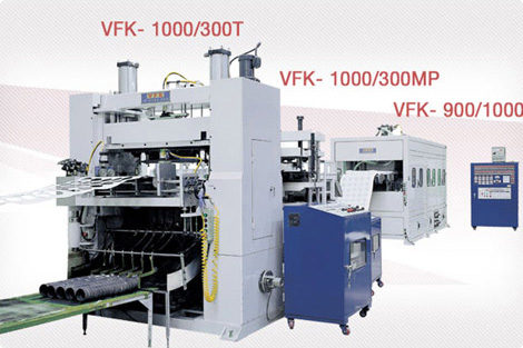 Industrial Thermoforming Machines