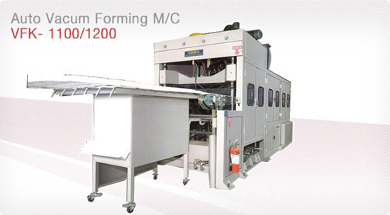 Compact Thermoforming Machine