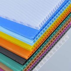Polypropylene Hollow Profile Sheets